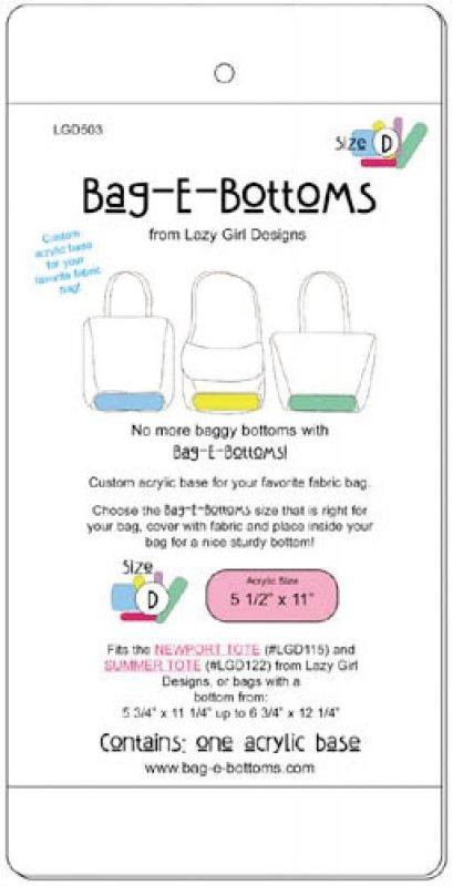 Bag-E-Bottoms Size D