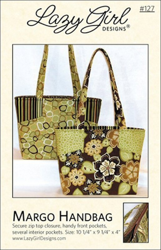 Margo Handbag by Lazy Girl Designs #127