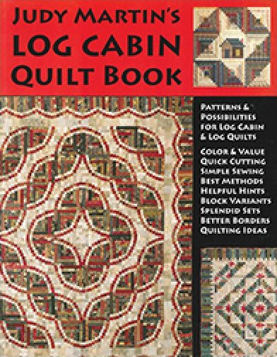Judy Martin's Log Cabin Book