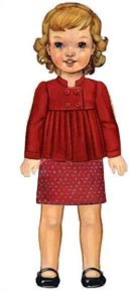 Sunday Brunch Jacket + A-line Skirt