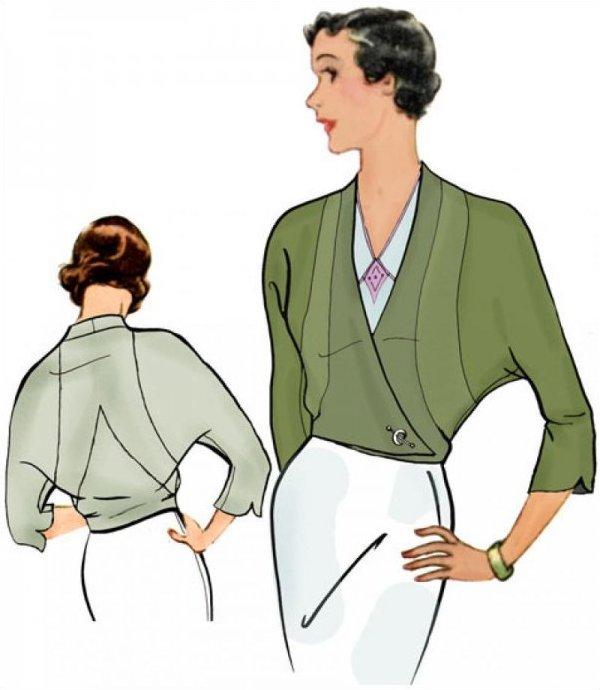 1931 Lily Jacket