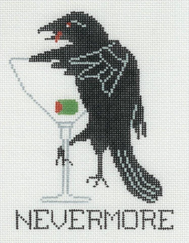 Nevermore Martini