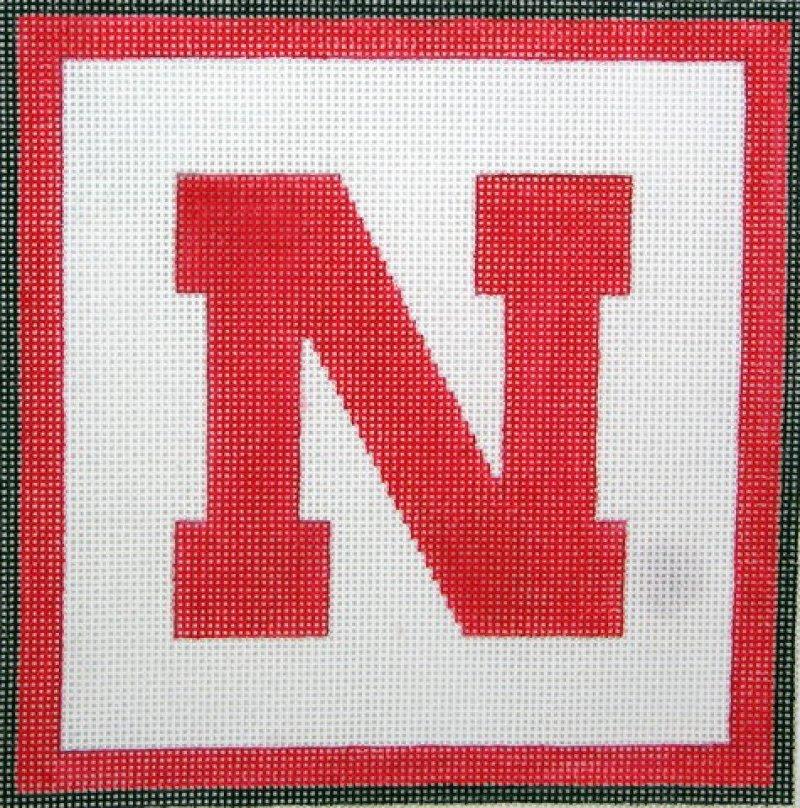 Nebraska Cornhuskers N square