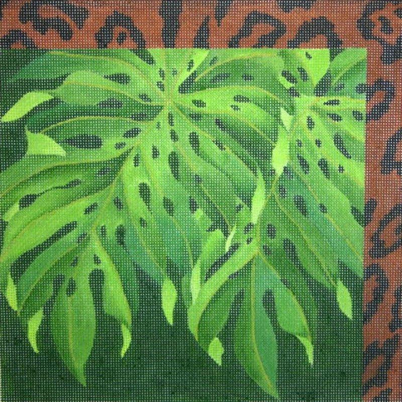 Tropical Tropicana Leaves