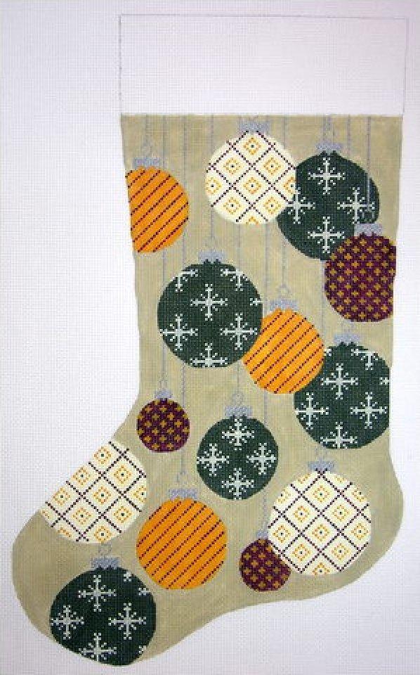 14 Ornament Stocking