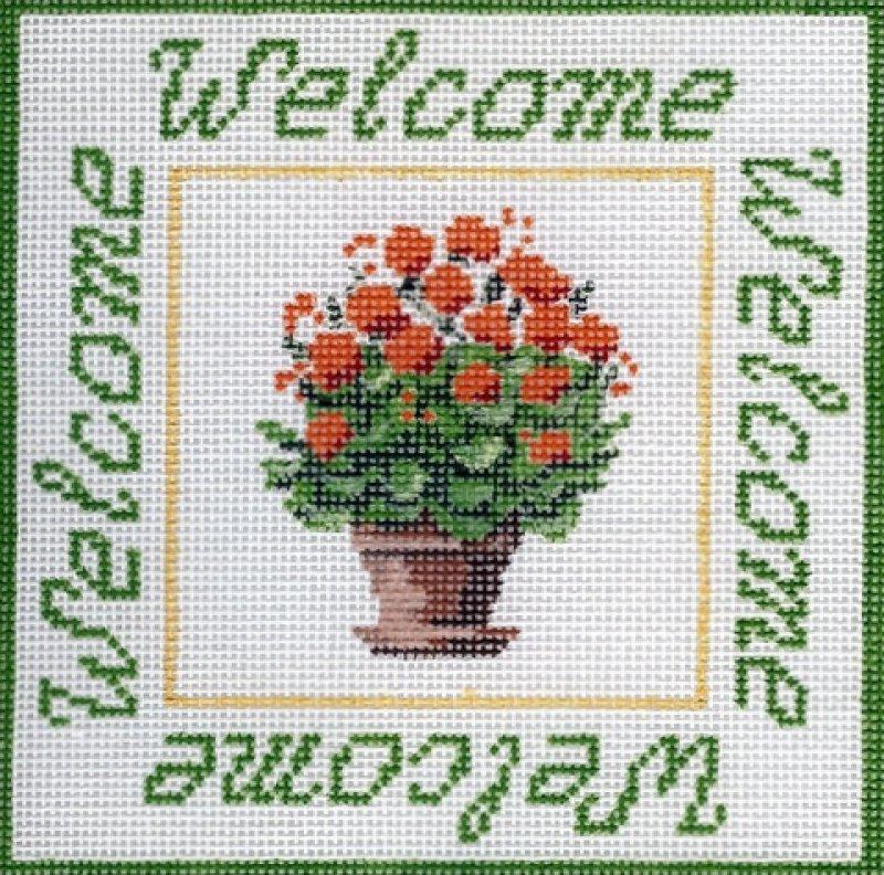 Geranium Welcome