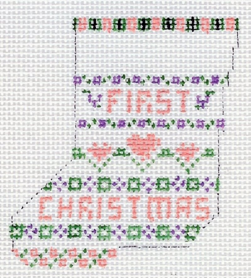 First Christmas Hearts