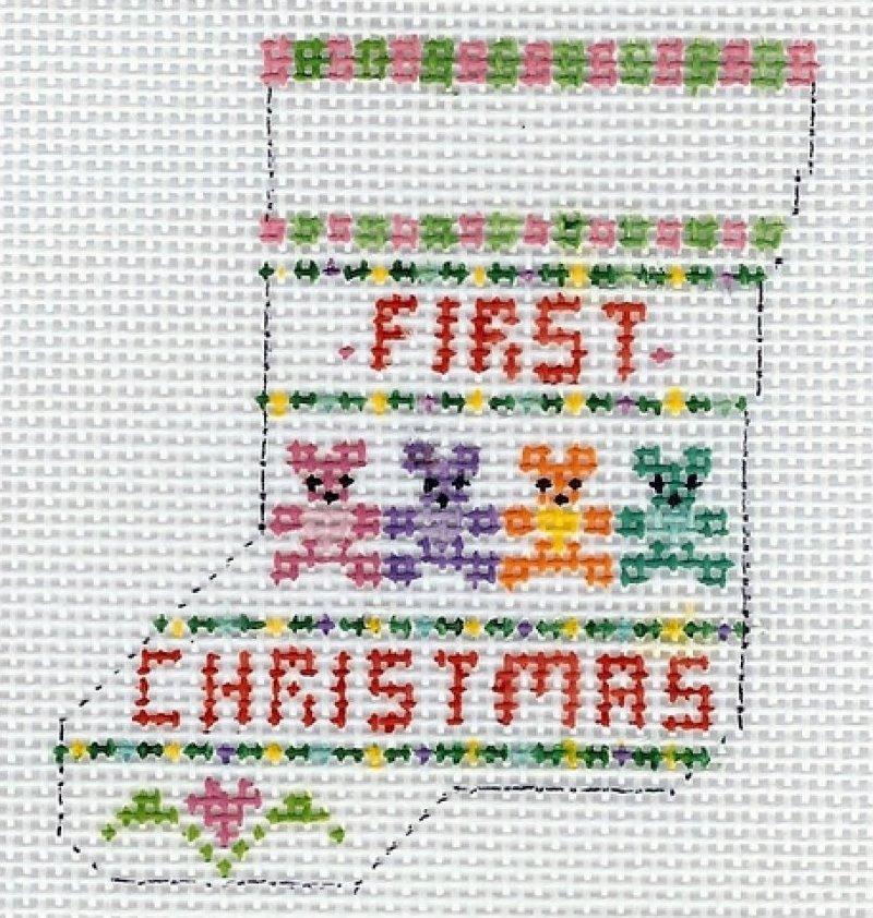 First Christmas Bears