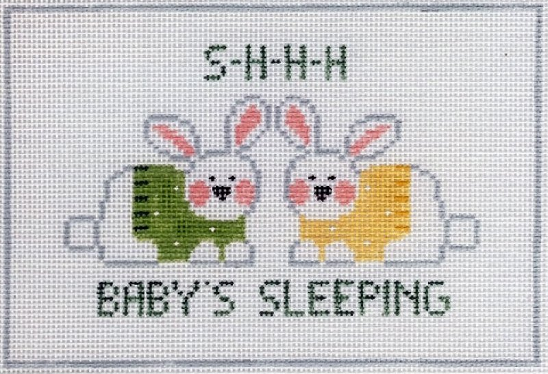 Baby's Sleeping Bunnies