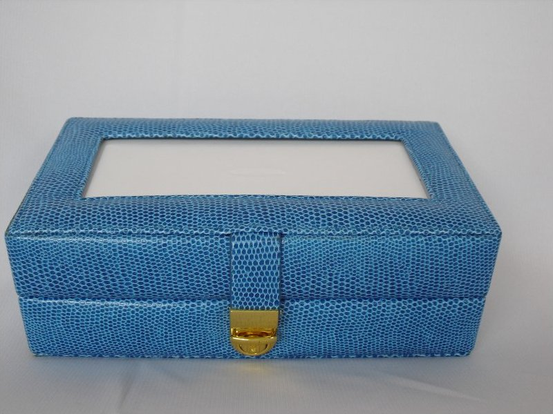 Jewelry Case-Blue (BAG38)