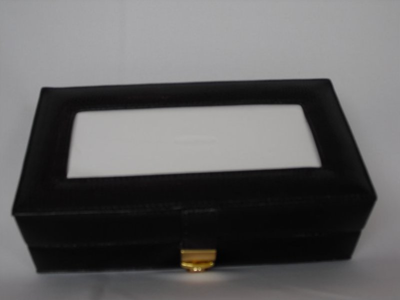 Jewelry Case-Black (Bag38)