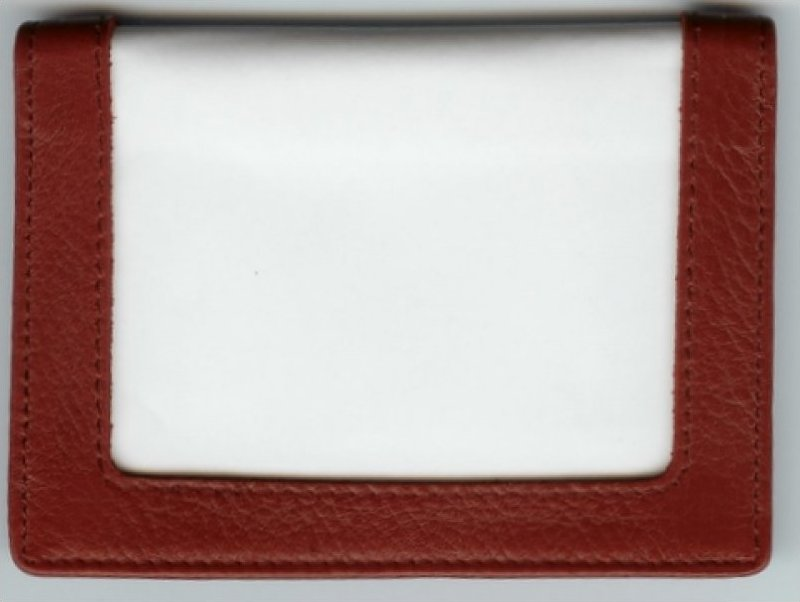 Credit Card Holder Red (BAG49)