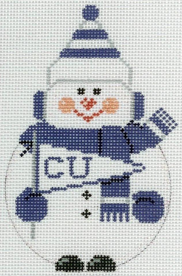 Creighton Snowman