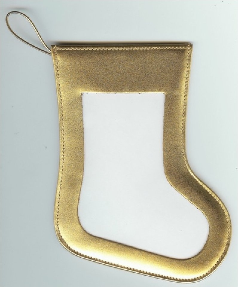 Stocking Pouch - Gold