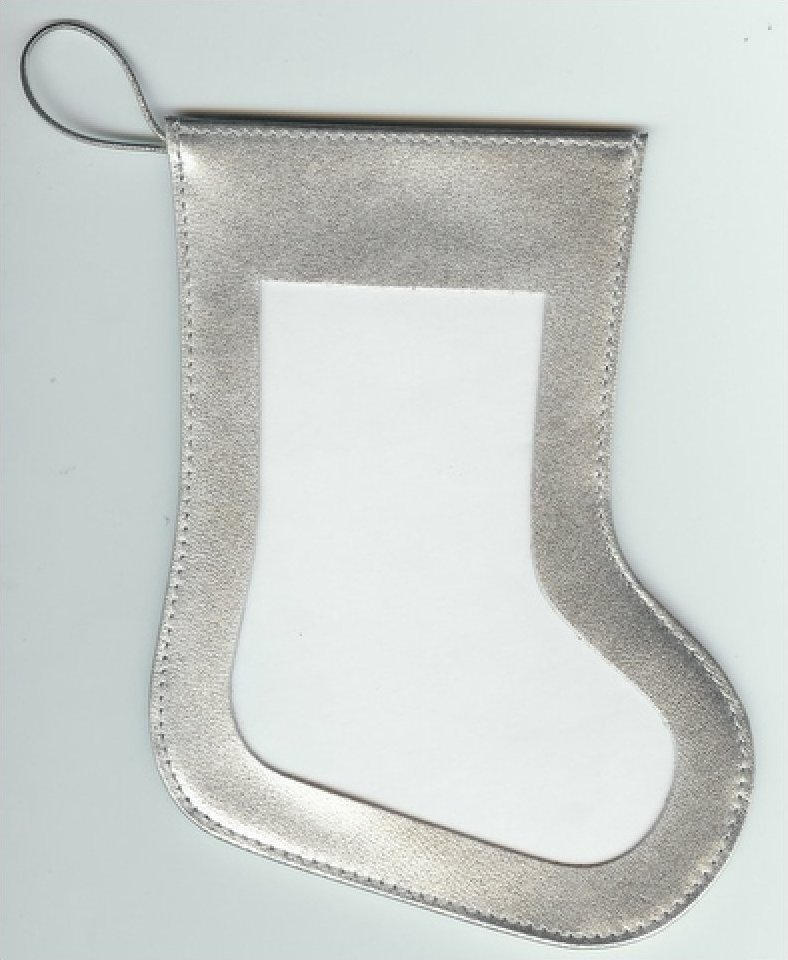 Stocking Pouch - Silver
