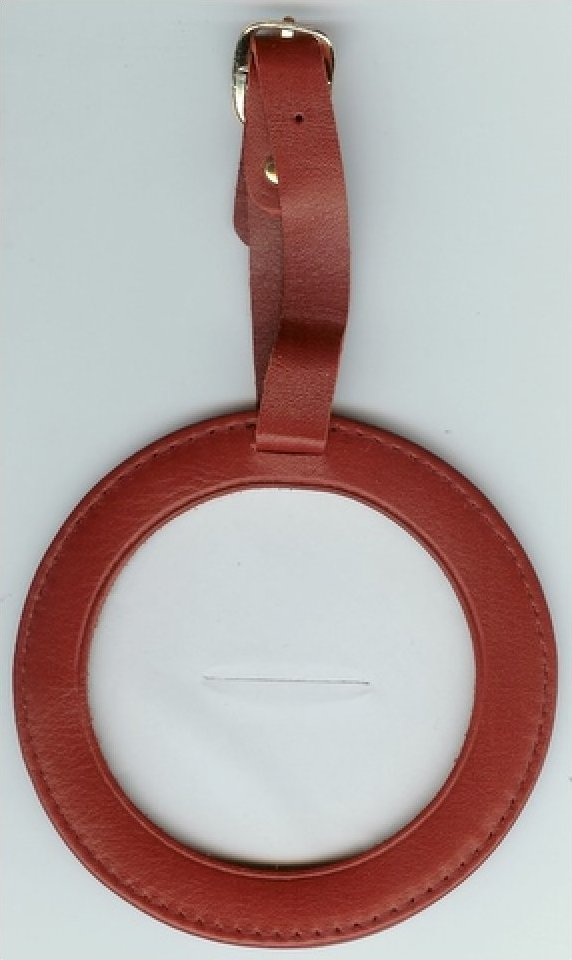 ID Tag-Red (BAG21)