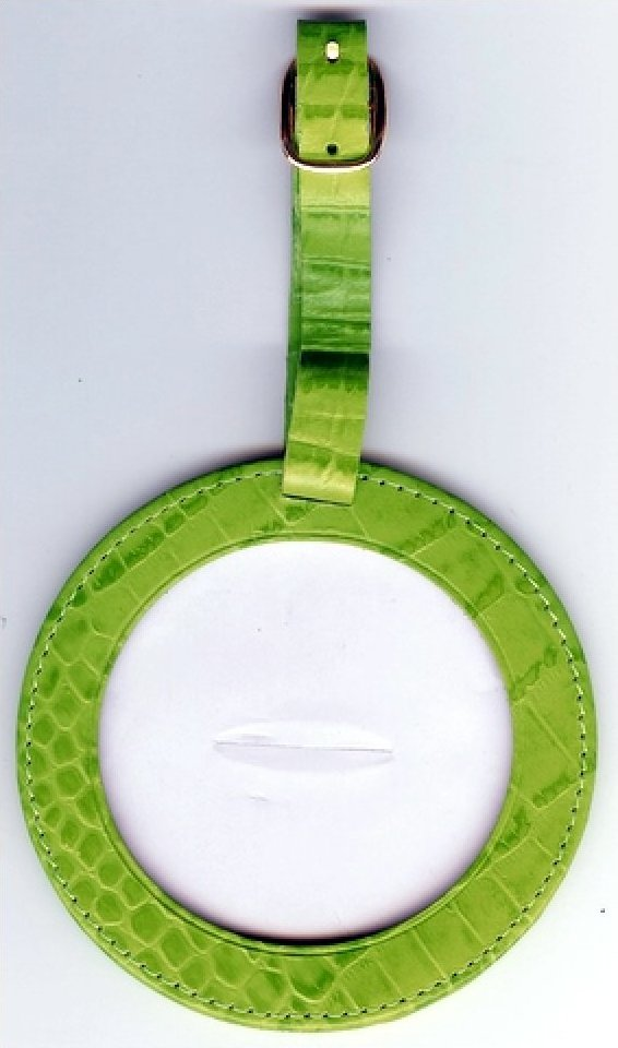 ID Tag-Green (Bag21)