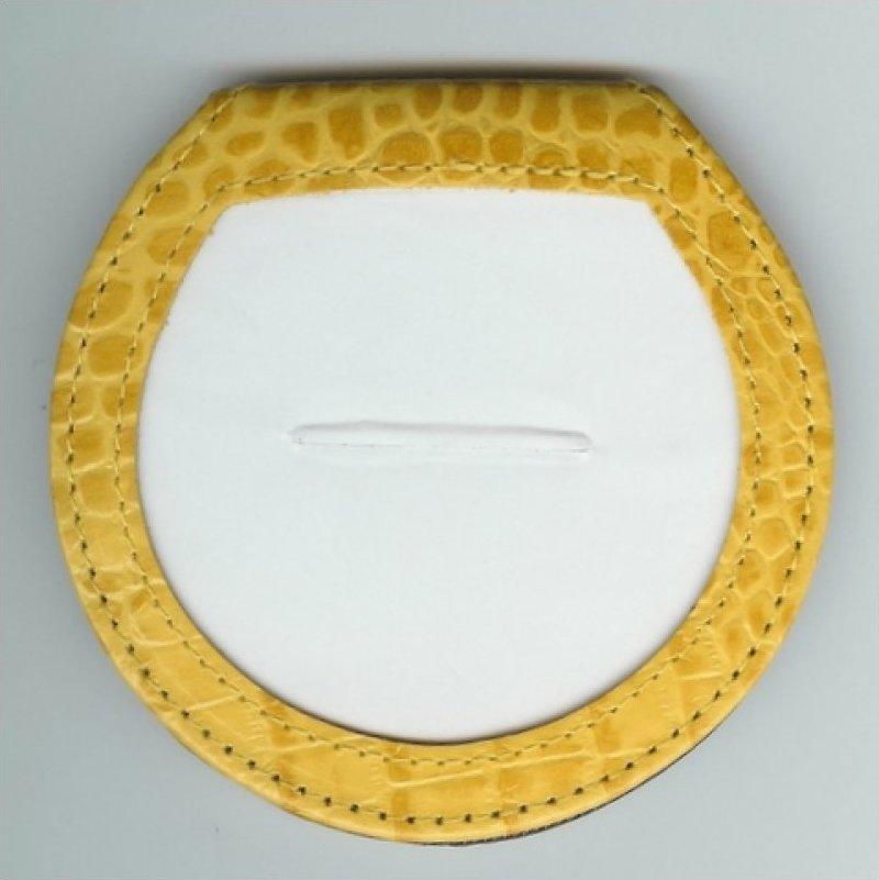 Hand Mirror - Yellow (BAG06)