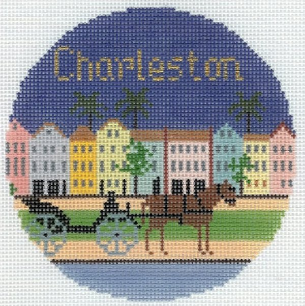 Travel Round Charleston