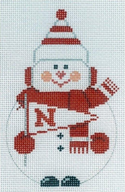 Nebraska Snowman