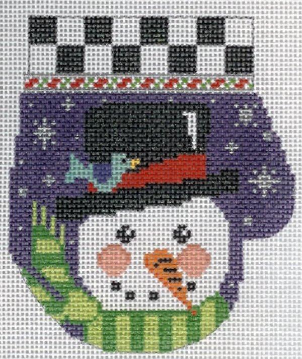 Frosty Mitten