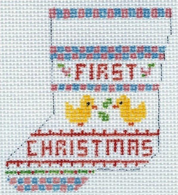 First Christmas Ducks