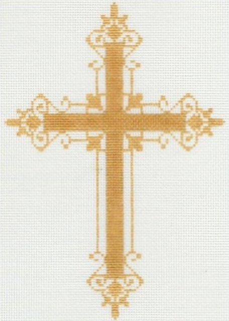 Cross - Gold