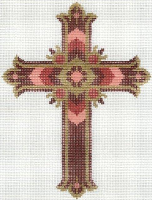 Cross - Red