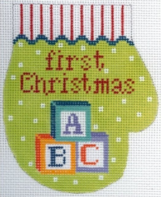 First Christmas with Blocks