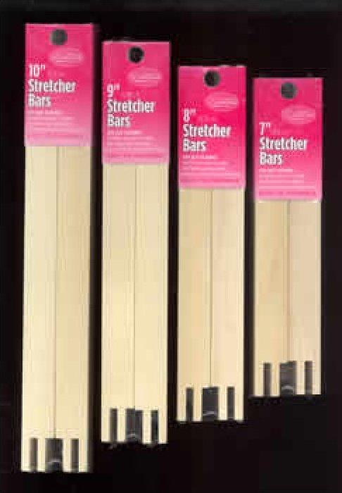 9 Mini Stretcher Bars