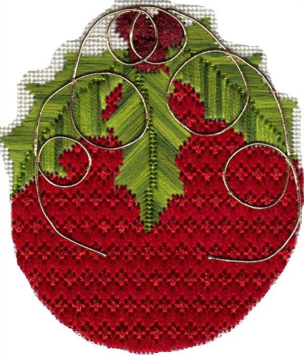 ASITC2 Red Ornament