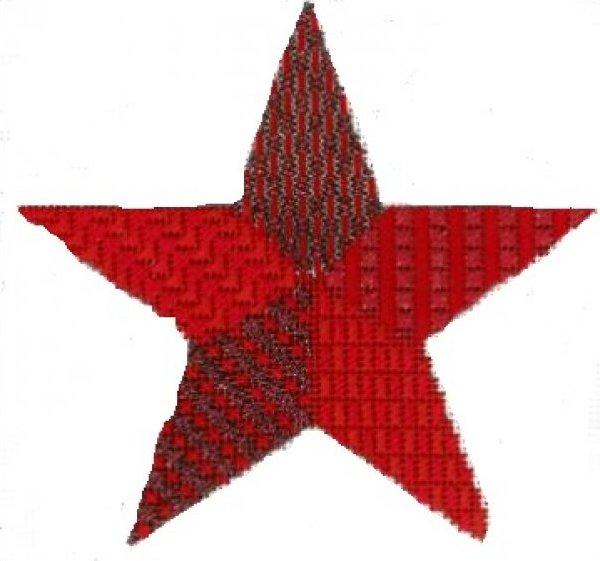 ASITJ1 Red Star