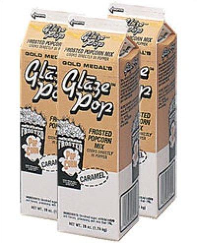 Caramel Glaze Pop - Case of 12 Cartons