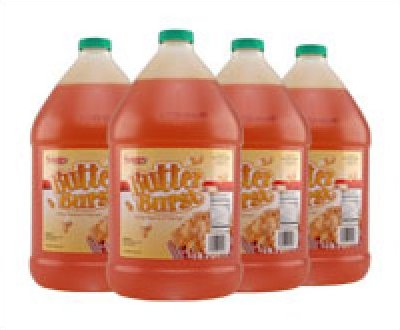 Snappy Butter Burst 1 Gallon 4/case