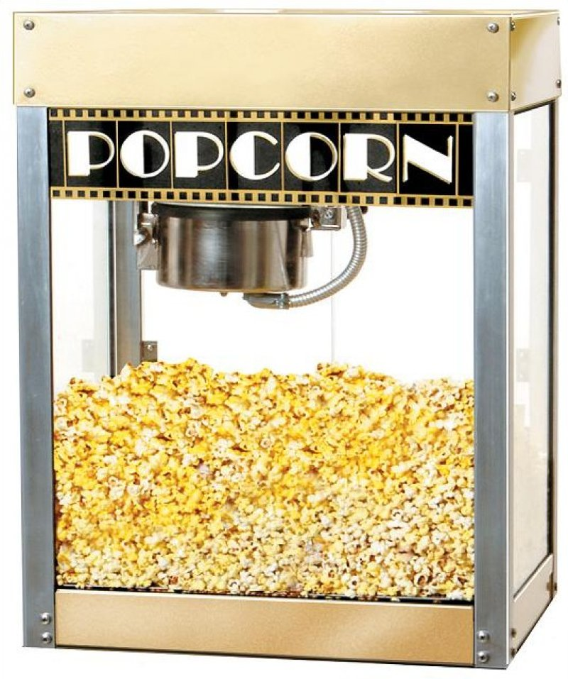 Premiere 6 ounce Popcorn Machine