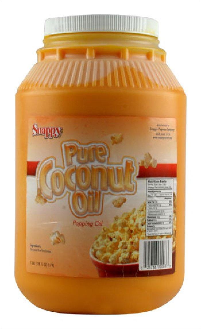 Coconut Oil Colored - 1 Gallon