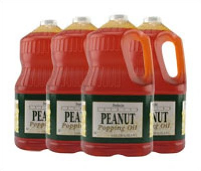 Perfecto Peanut Oil - 4- one Gallon jugs