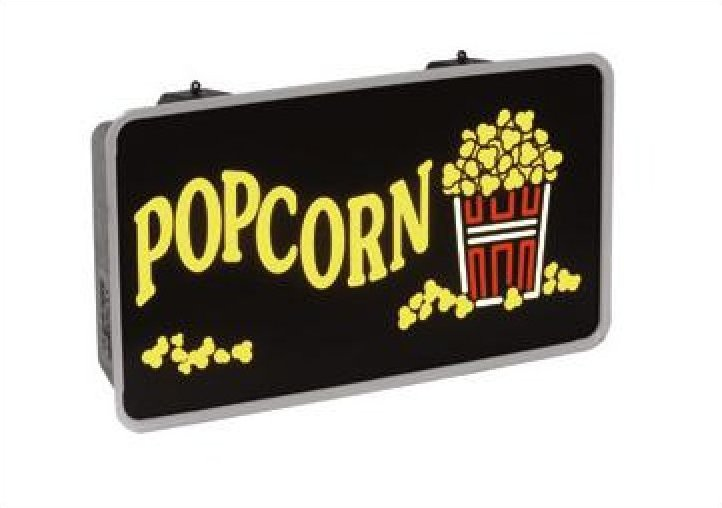 TecNeon Lighted Sign - Popcorn