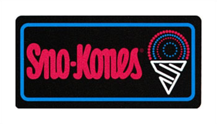 TecNeon Lighted Sign - Snow Cones