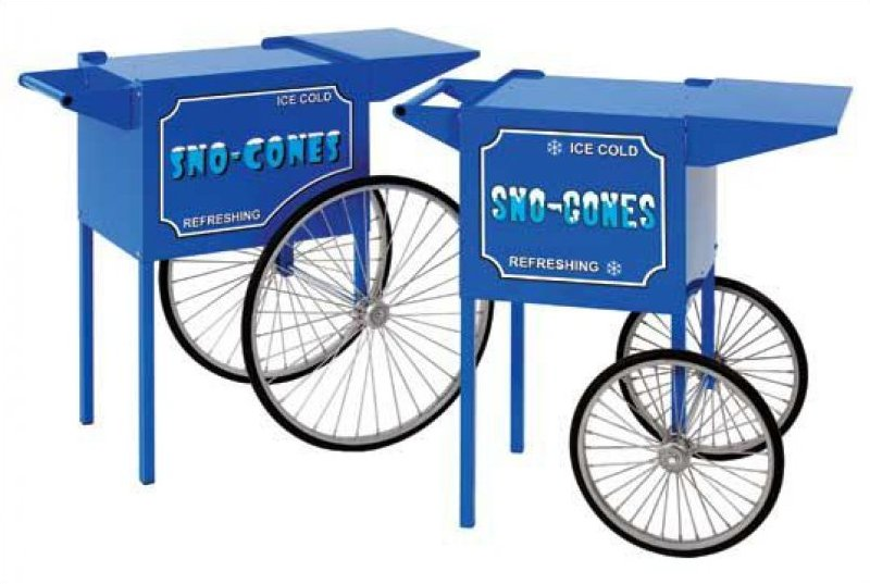 Paragon Sno-Cone Cart