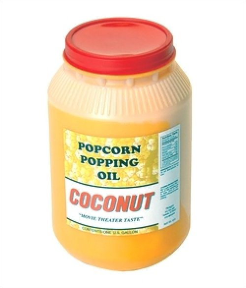 Paragon Coconut Oil colored One Gallon