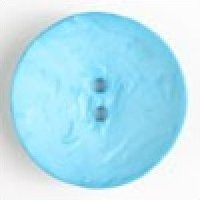 45MM Round Bright Turquoise