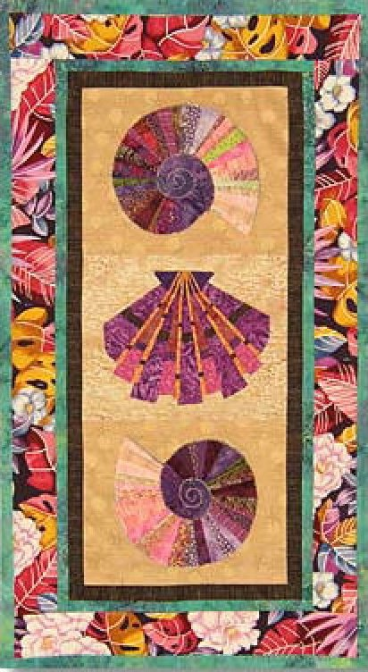Bali Seascape Pattern