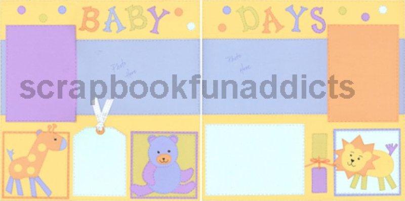 #118 Baby Days