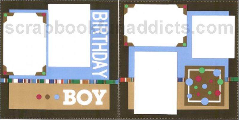 #177 Boy Birthday