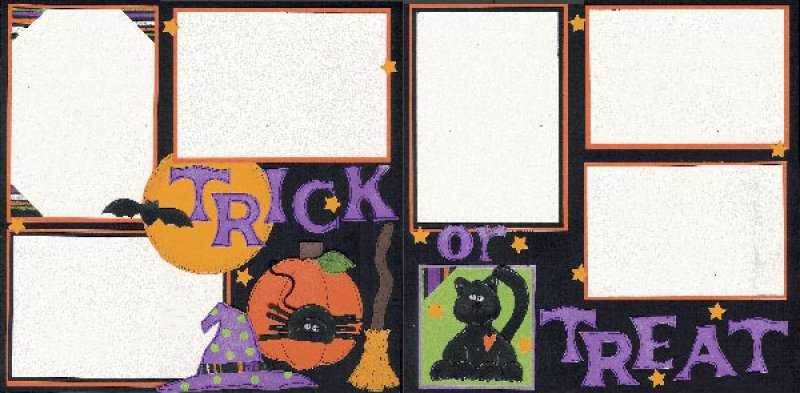#104 Trick or Treat