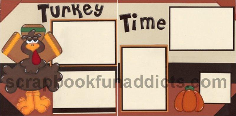 #189 Turkey Time