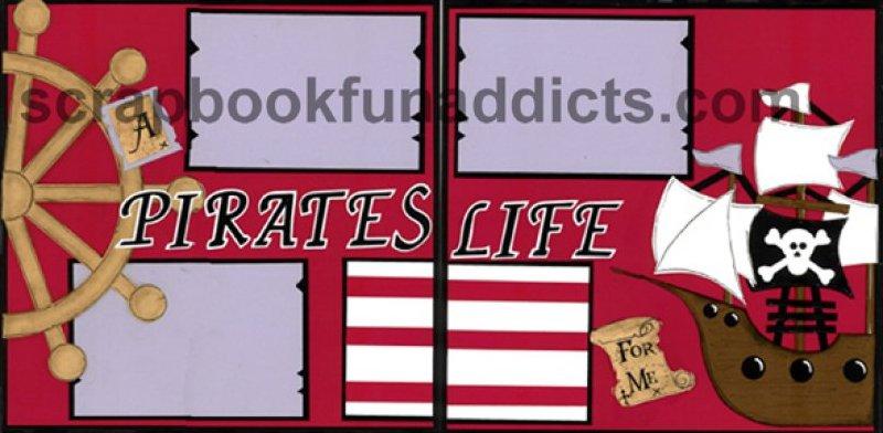 #133 Pirates Life