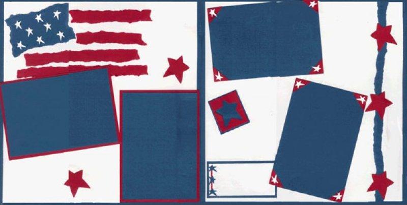 #1 Torn Flag