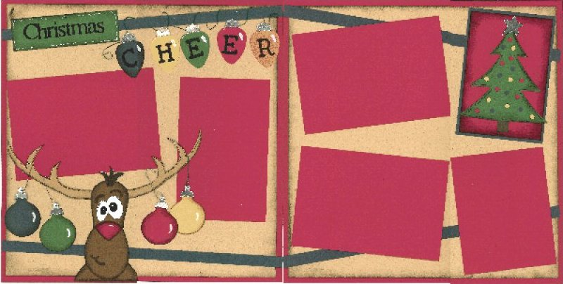 #113 Christmas Cheer